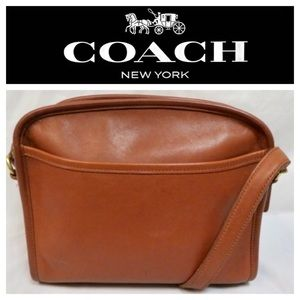 Coach Vintage Crossbody Purse